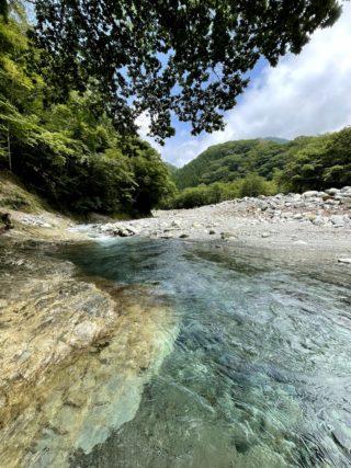 都心から2時間以内!神奈川&山梨のおすすめ川遊びスポット2選